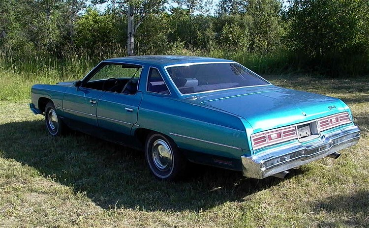 1975 chevy impala 4 door submited images